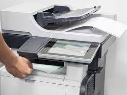 Maintenance copieur