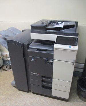 Photocopieur couleur KONICA MINOLTA BIZHUB C284 E